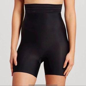 Assets Sara Blakely Black Unbelievable Underwear